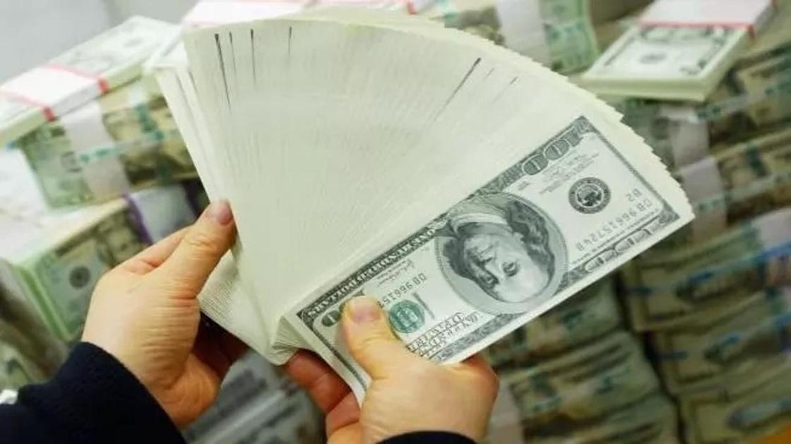 Сколько казахстанских компаний получают деньги из иностранных источников