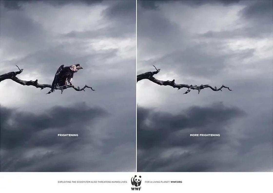 Шокирующие шедевры социальной рекламы