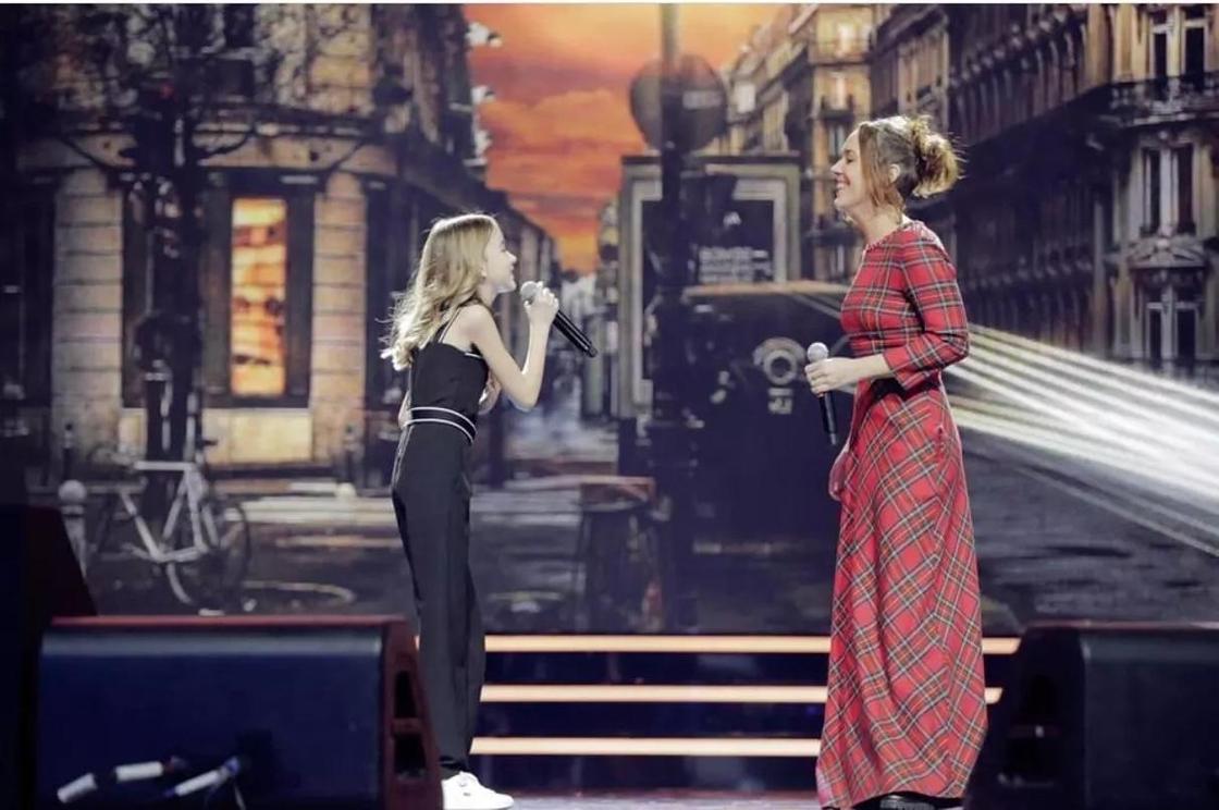 Данэлия Тулешова получила международную премию в Кремле (фото, видео)