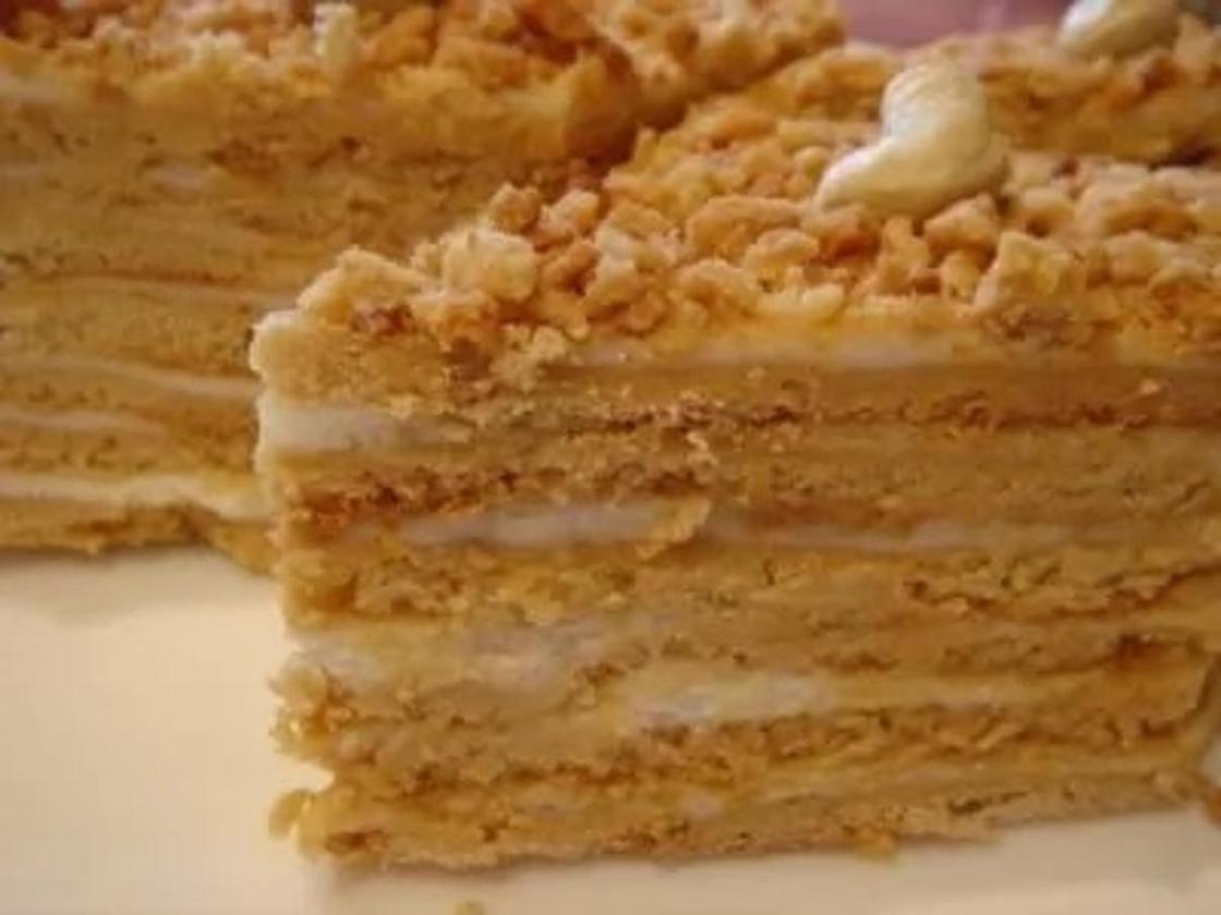Самый легкий торт: рецепт в домашних условиях