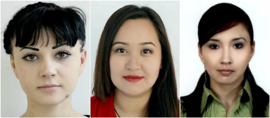 Красавицы, которые скрываются от казахстанского правосудия