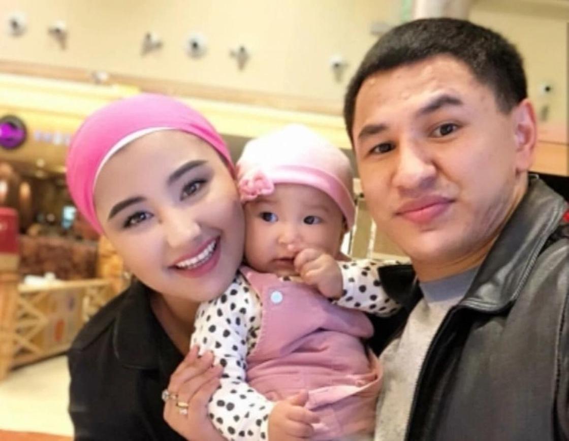 Жанхоша Тураров с семьей. Фото: comode.kz