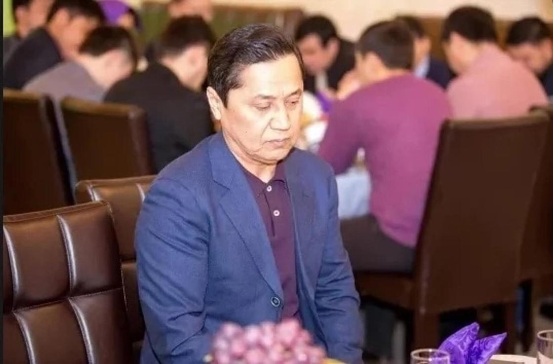 Ерғали Әбдірайымов. Фото: Интернет желісінен