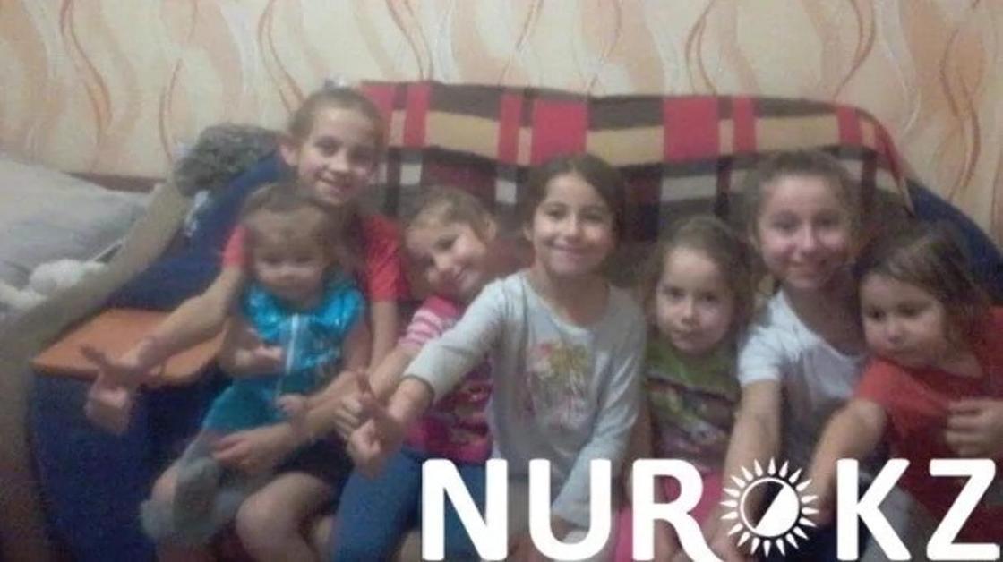 Муж хотел сына, а получилось 6 дочек: в Костанае поздравили многодетных мам