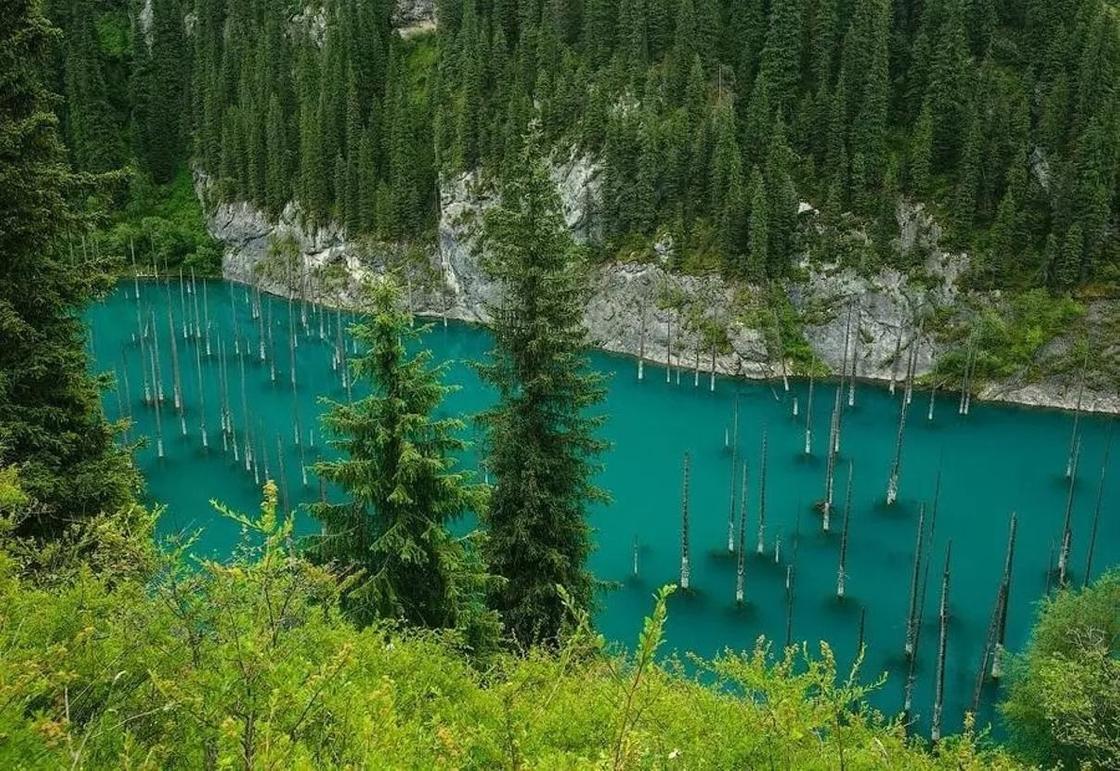 Озера Казахстана для отдыха