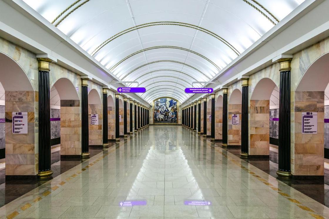 Глубочайшие станции метро мира