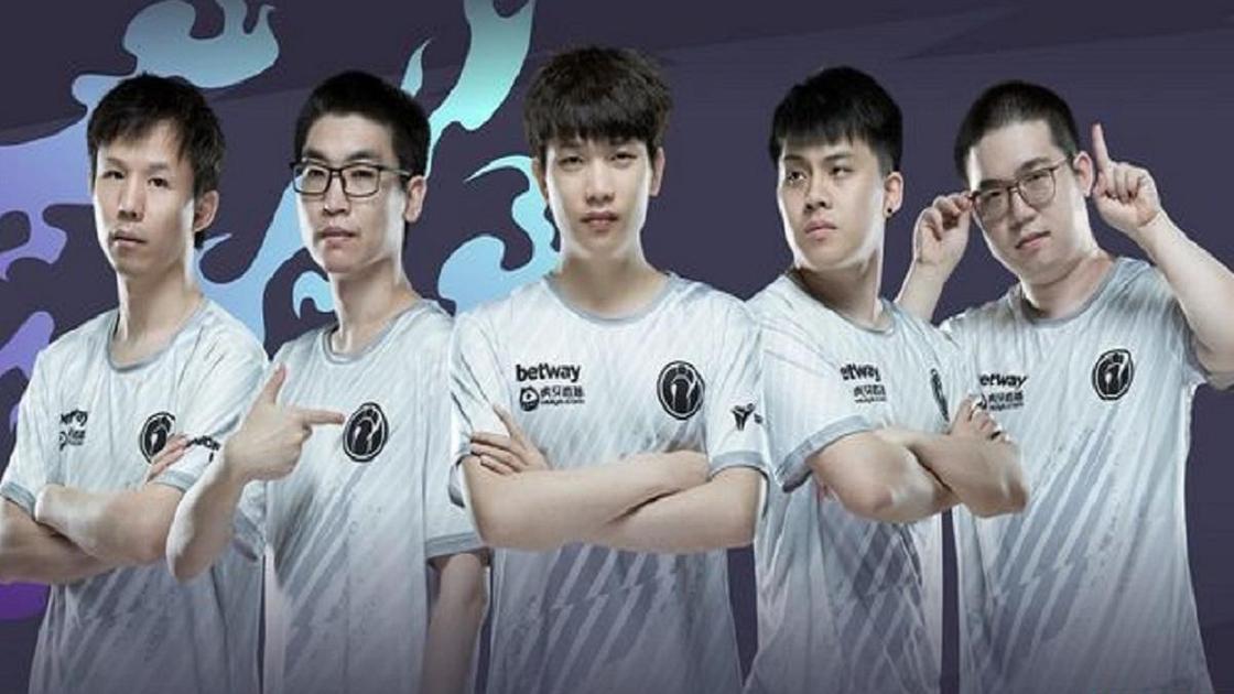 Киберспортивная команда Invictus Gaming