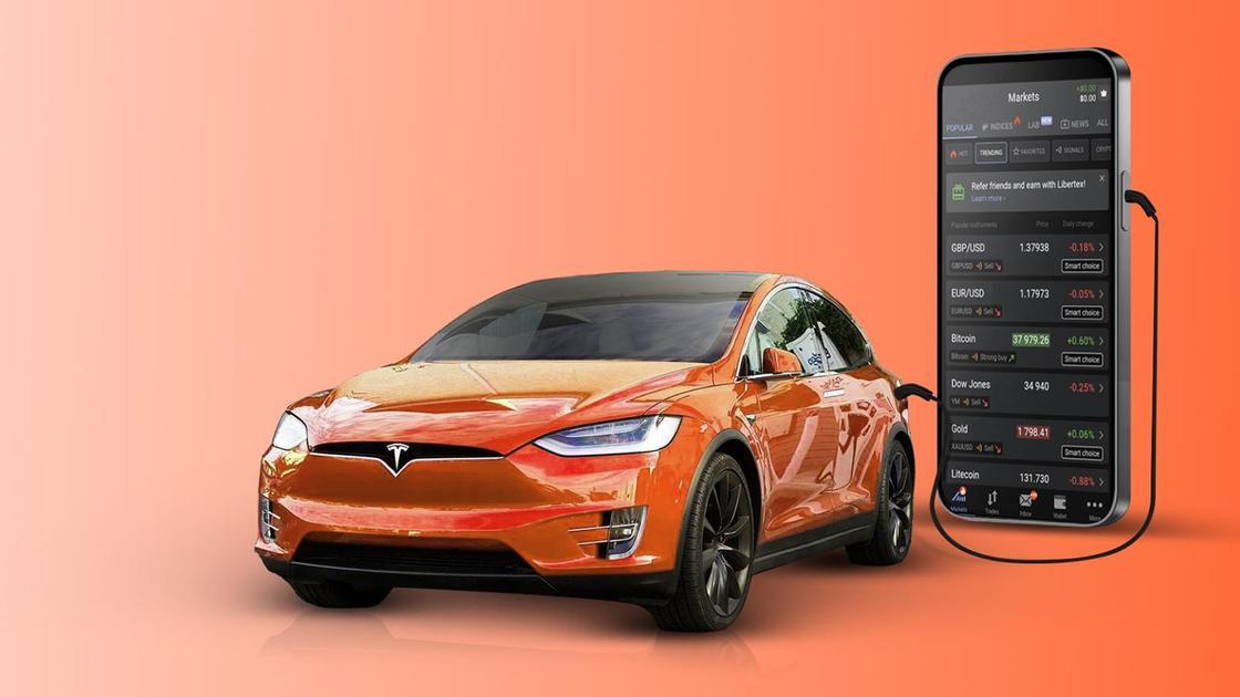 Tesla от Forex Club