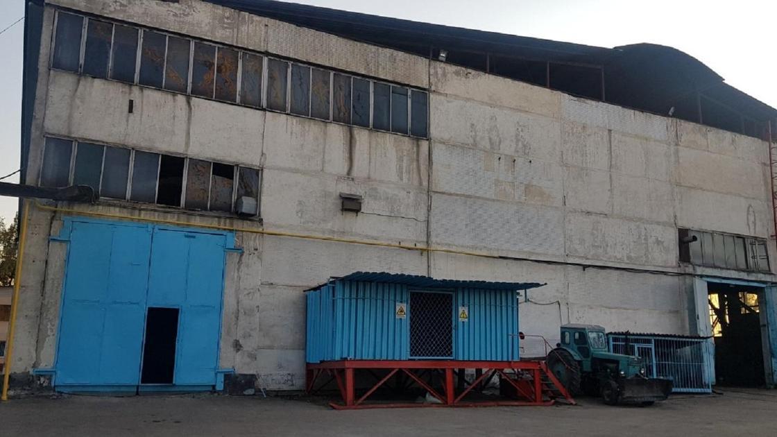 Нежилые помещения (2-ой этаж)