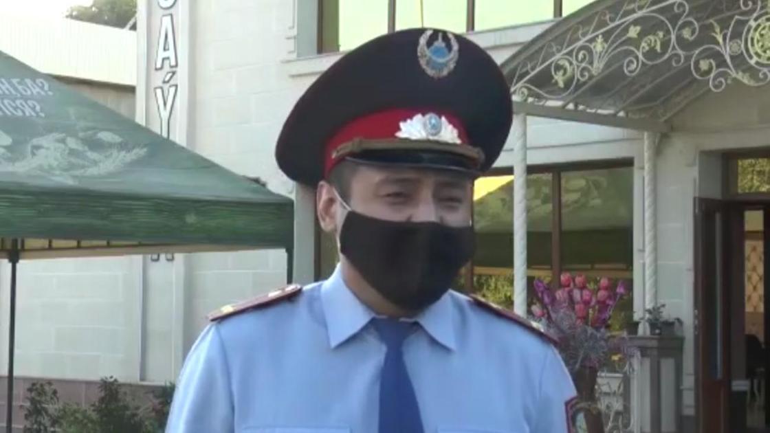 полиция полковнигі 23