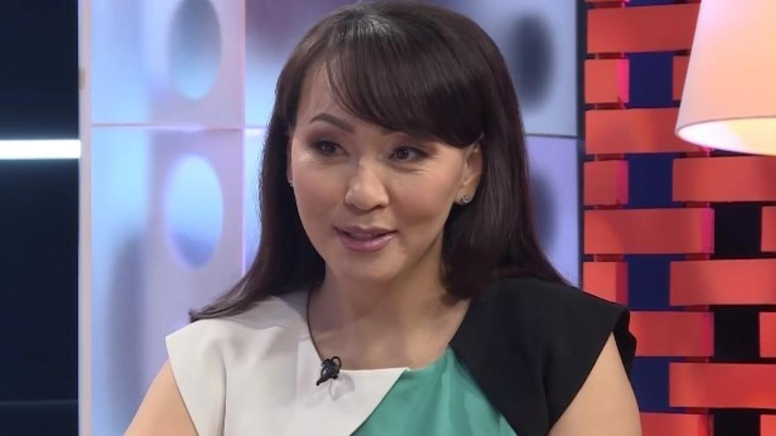Айгүл Иманбаева