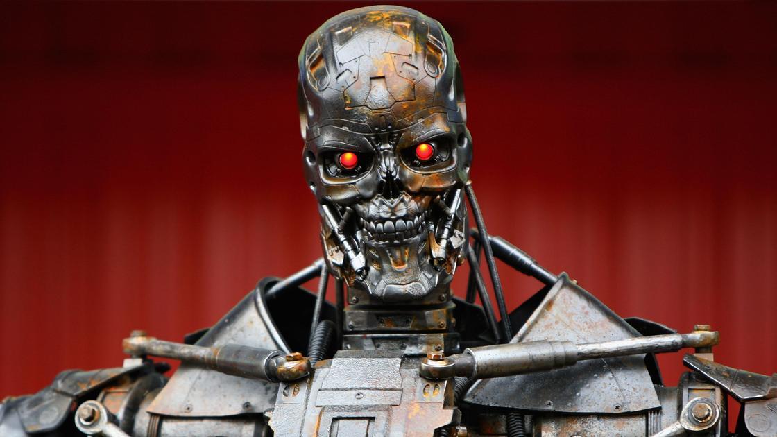 Робот-терминатор