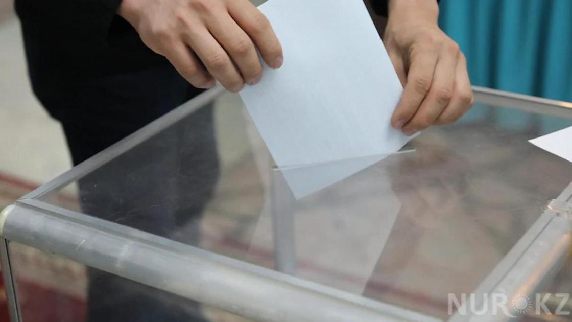 бюллетень на выборах