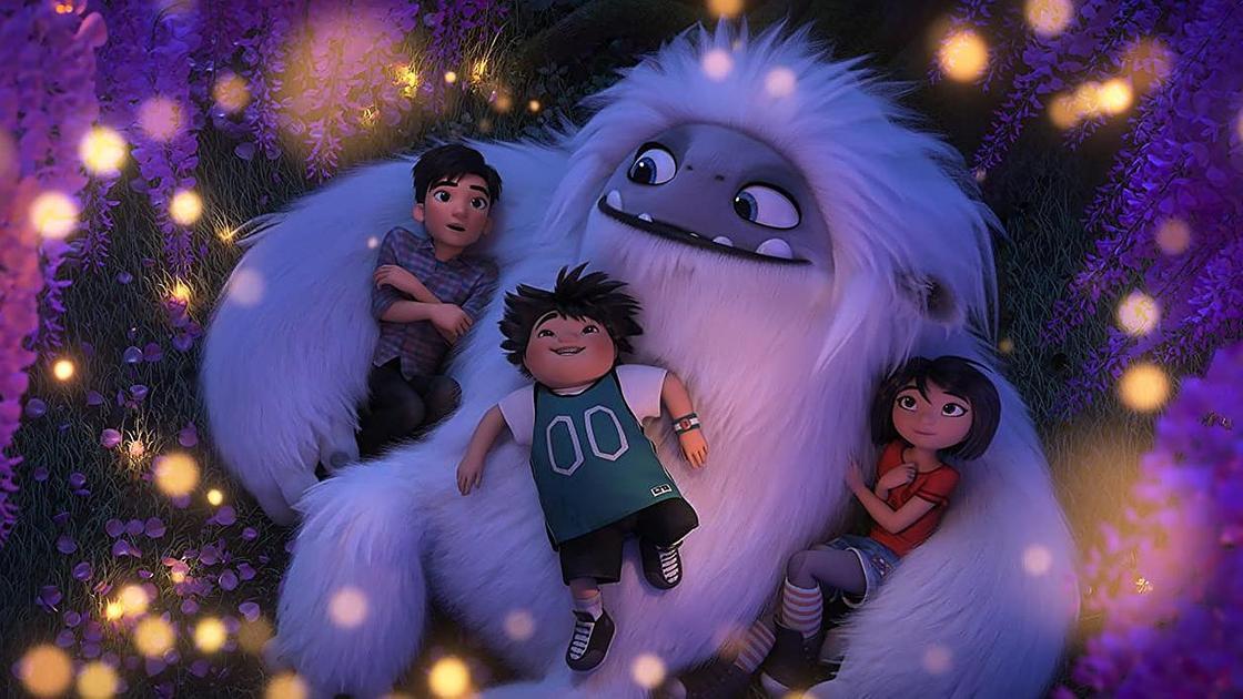 Кадр из мультфильма «Эверест» (2019)