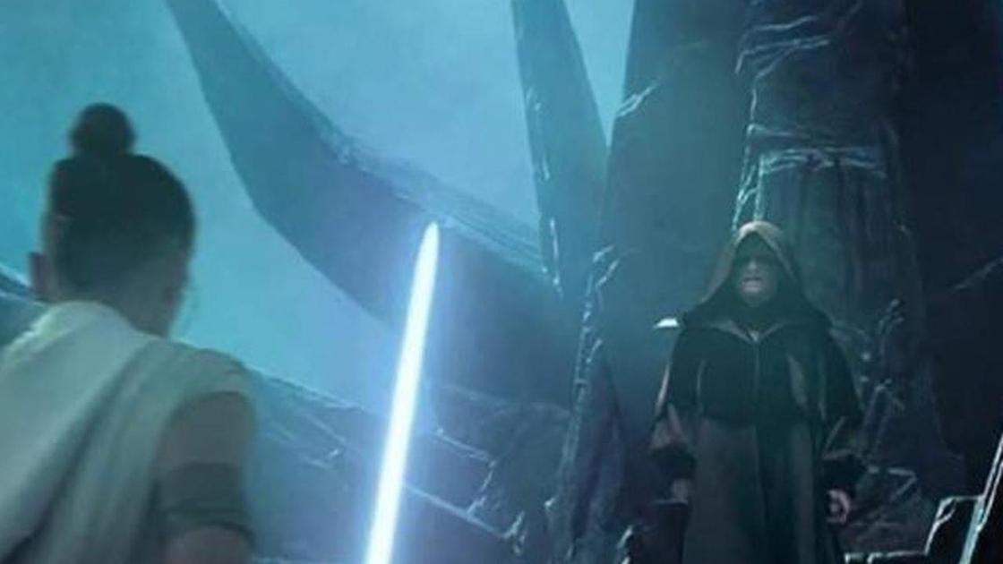 кадр из фильма «Звездные войны 9: Скайуокер. Восход»