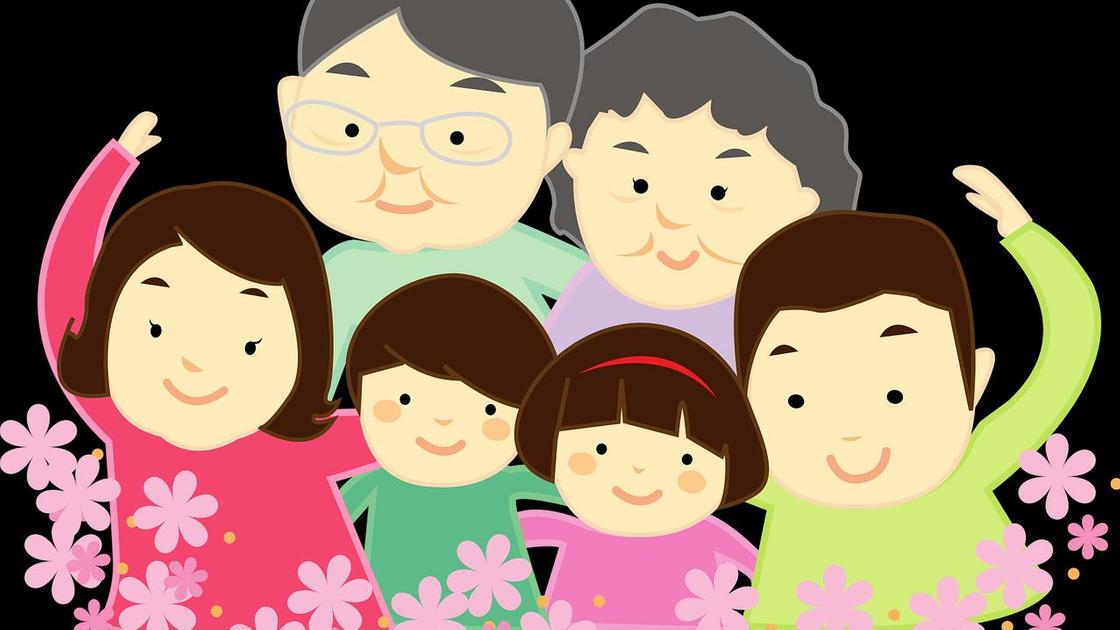 семья (рисунок)