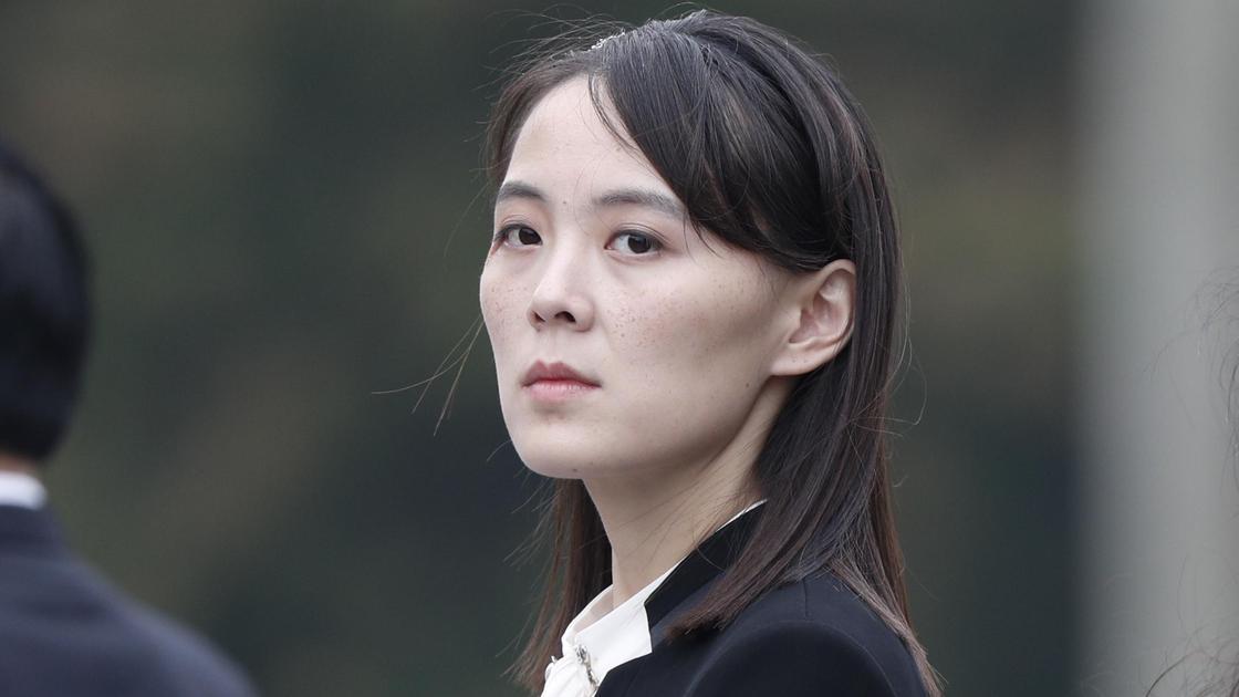 Сестра Ким Чен Ына Ким Е Чжон