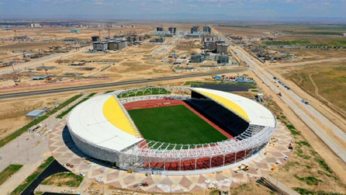 Түркістандағы стадион