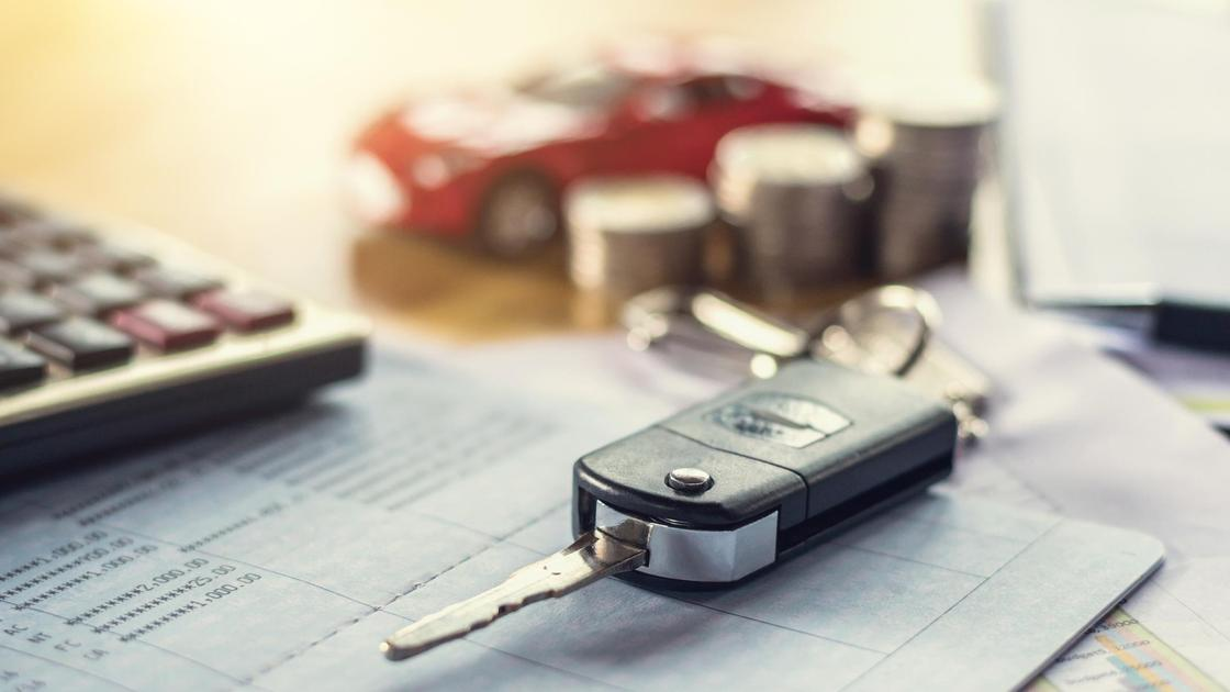ключи от машины лежат на договоре страхования