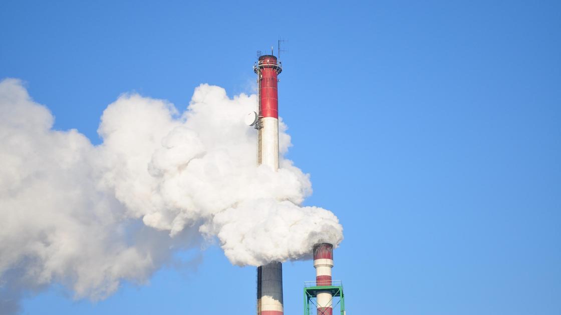 Трубы с выбросами