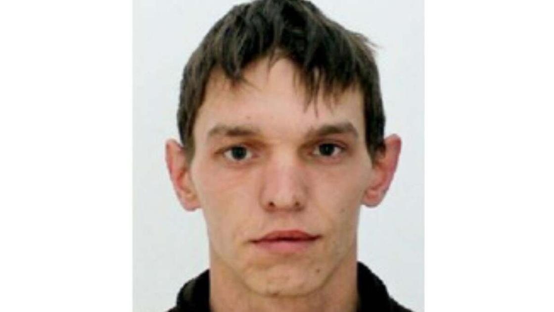 фото мужчины, задержанного по подозрению в преступлении
