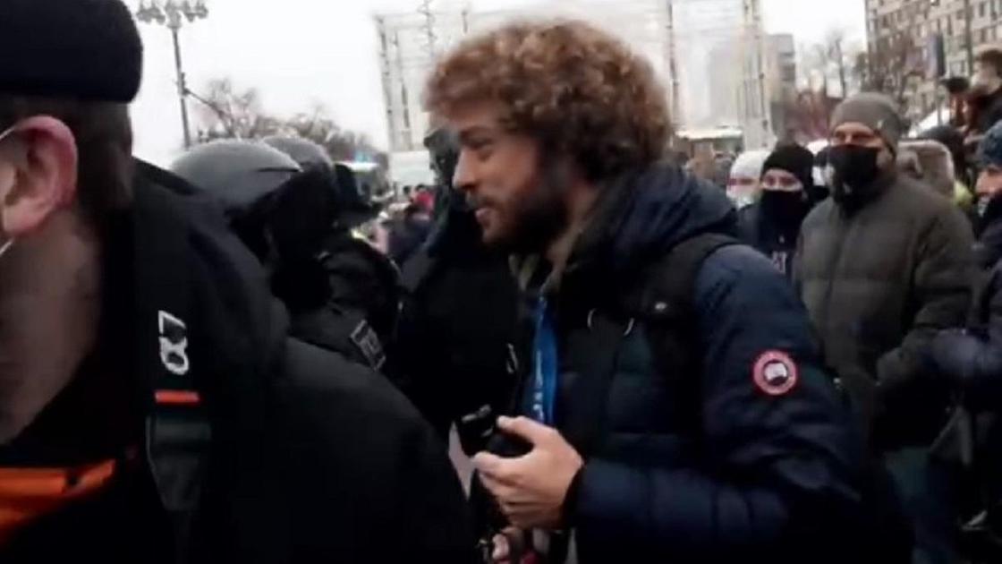 Варламов в Москве
