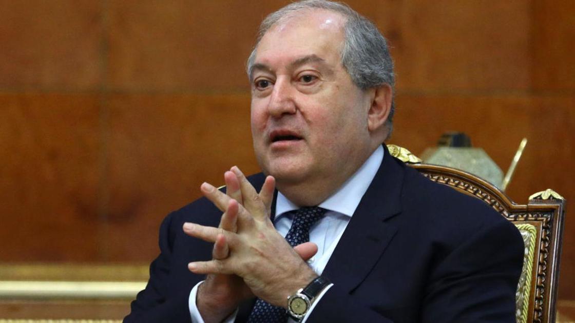 Армен Саркисян
