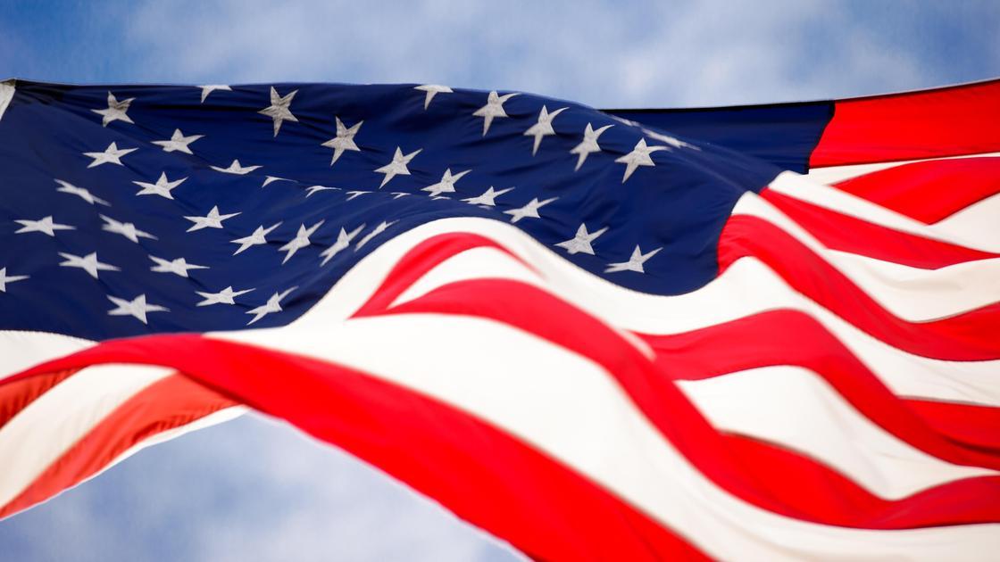 Флаг США. Фото pxhere.com