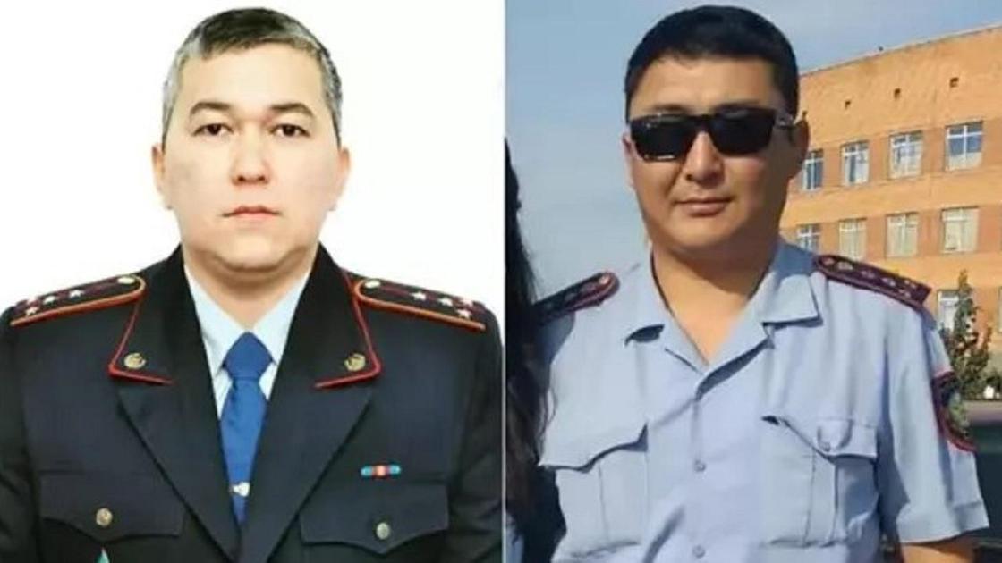 Қанат Отарбаев және Қанат Хамидуллин