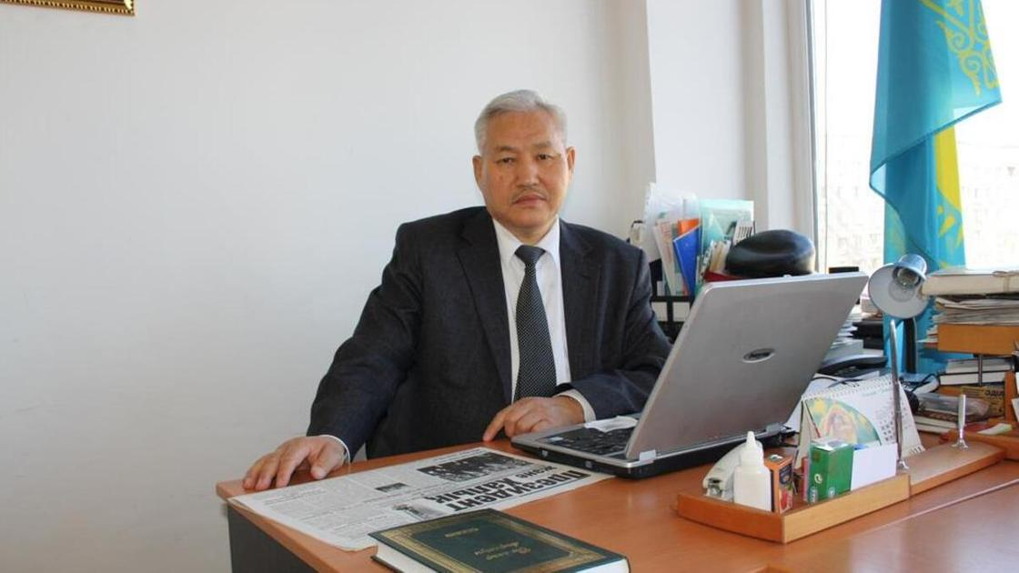 Марат Тоқашбаев