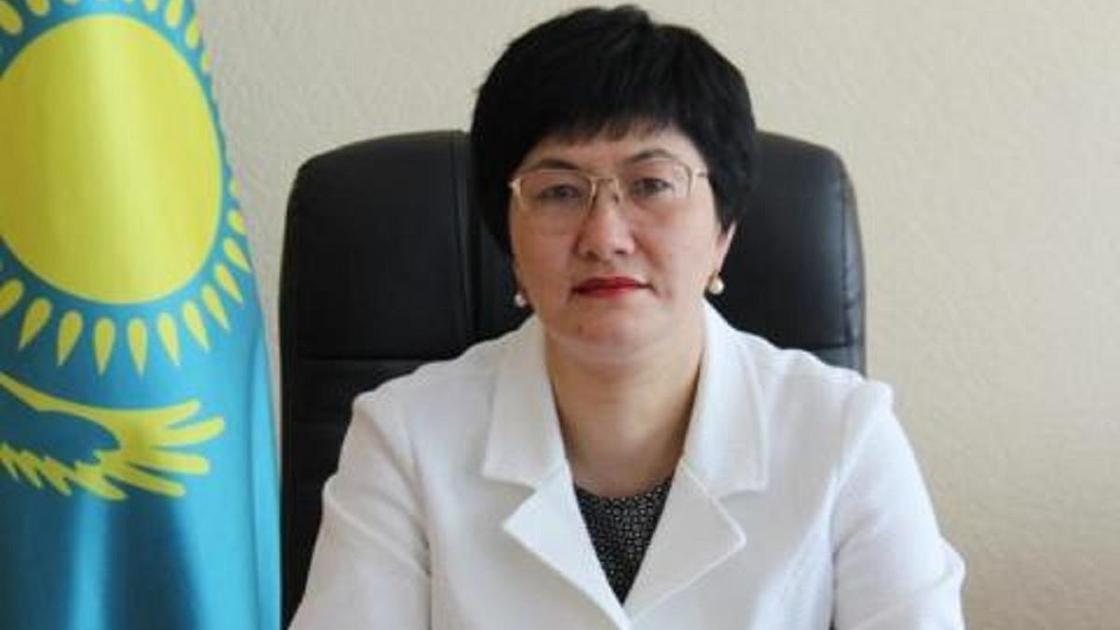 Гульсум Кожахметова