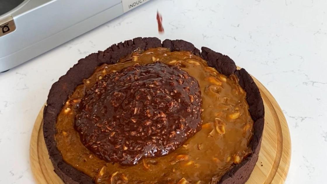 Глазурь на пироге