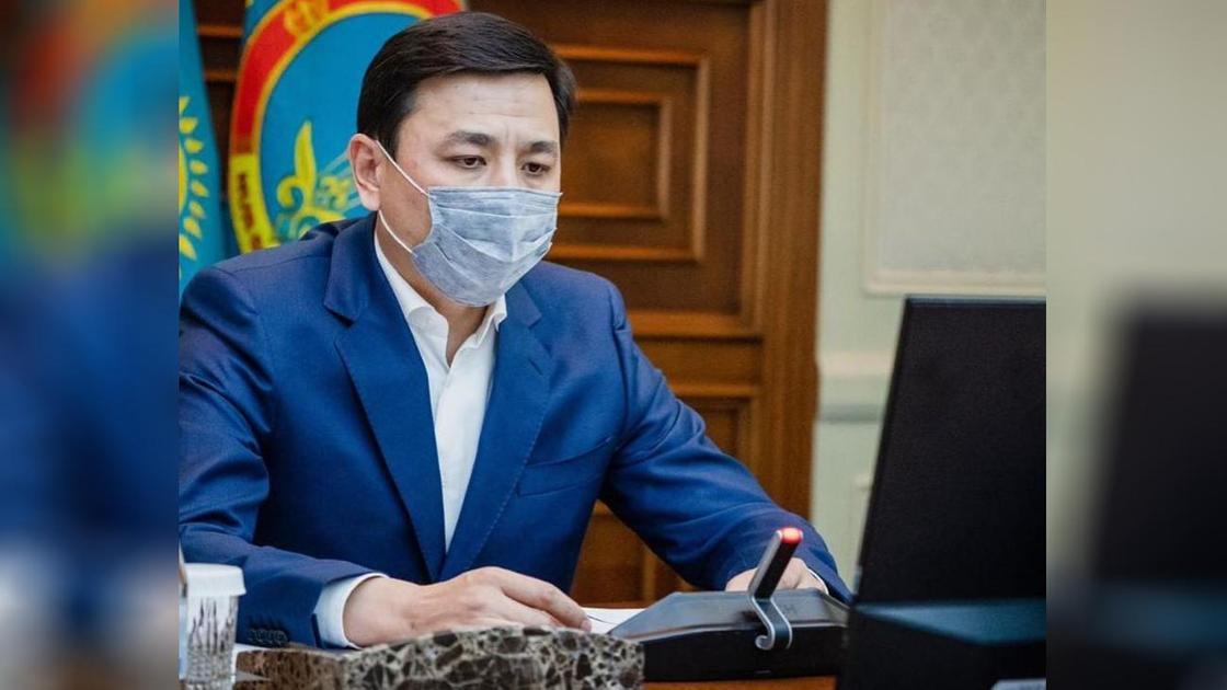 Аким Нур-Султана Алтай Кульгинов