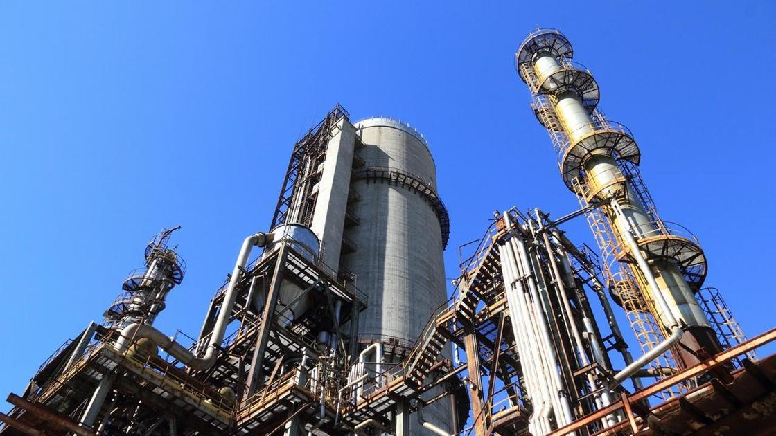 Нефтяная станция