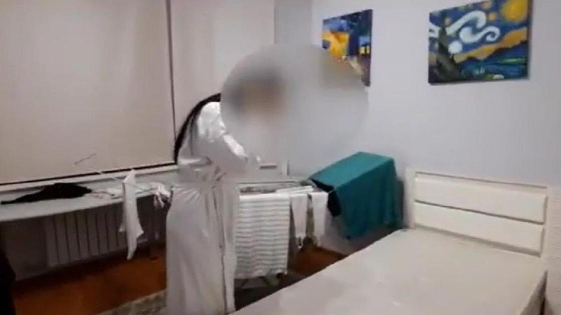 Проституток задержали в Атырау