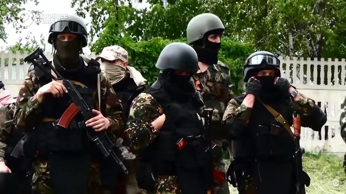 Украина разыскивает 12 казахстанских наемников, воевавших в Донбассе