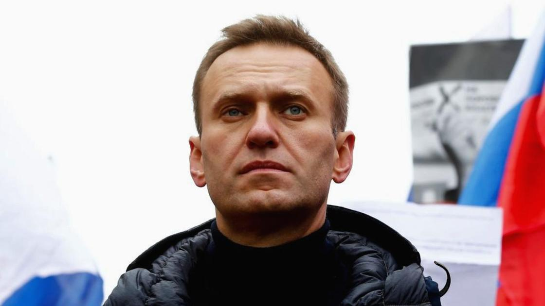 Алексей Навальный. Фотопортрет
