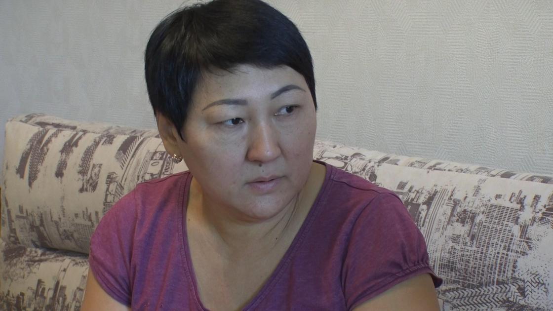 Райхан Айдашева