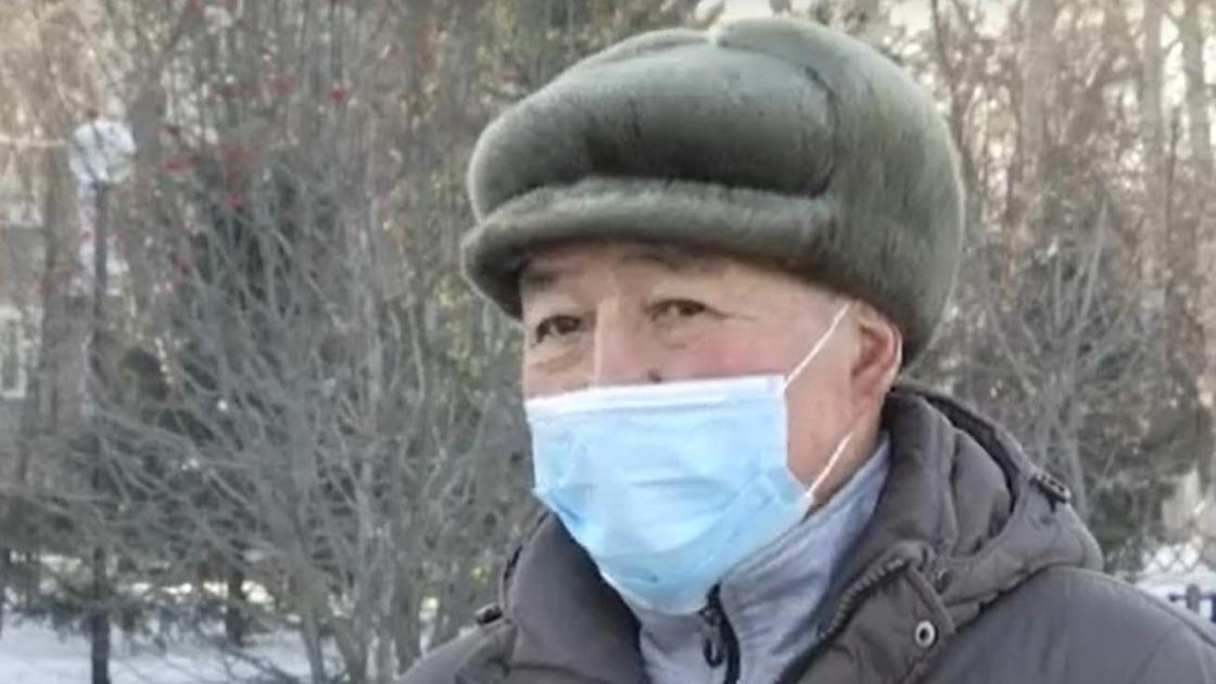 Бывший спасатель из СКО Тулеген Бектембаев