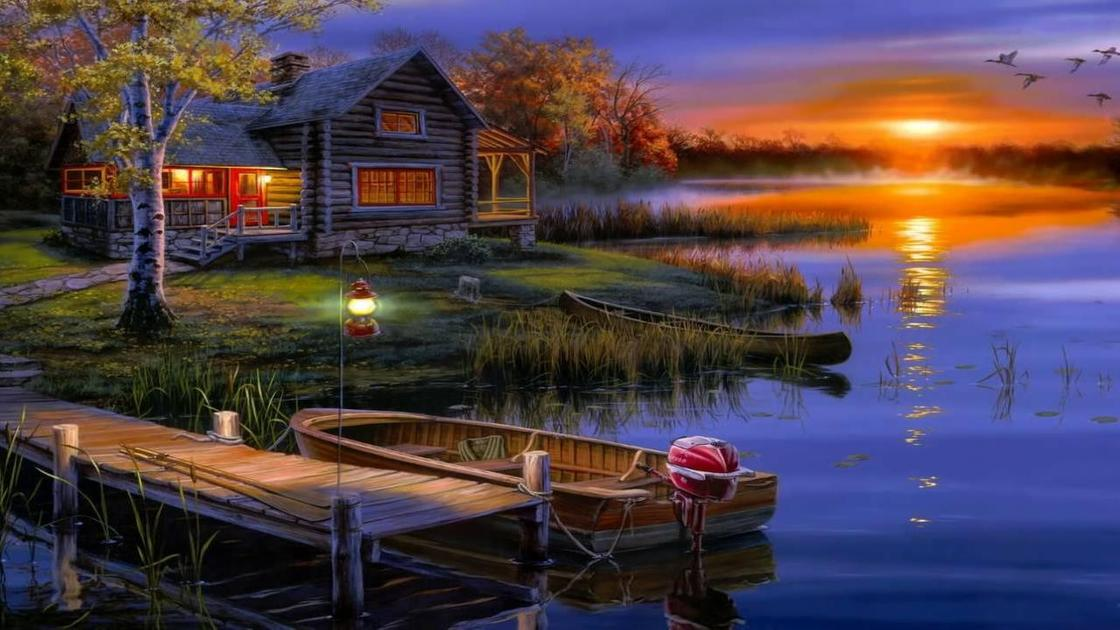 «Васюткино озеро»