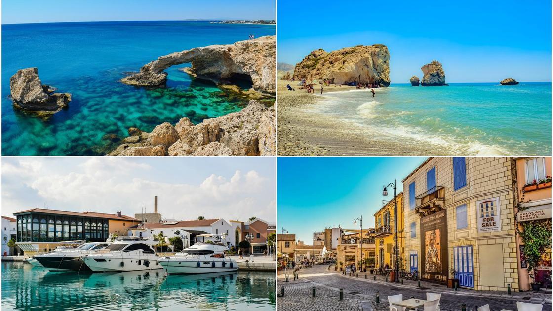 В гости к греческим богам: чем заняться на Кипре