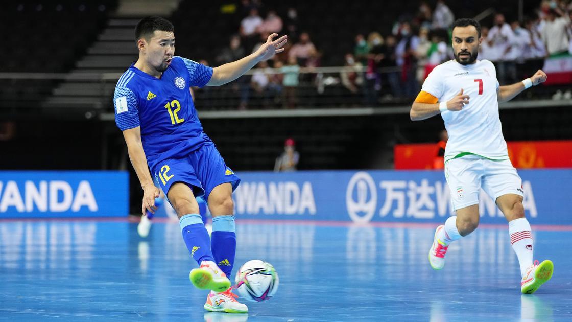Иран - Казахстан