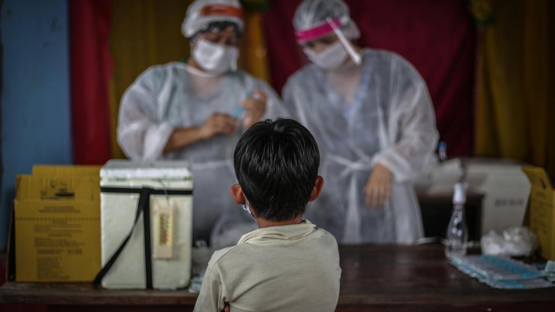 Медики и ребенок