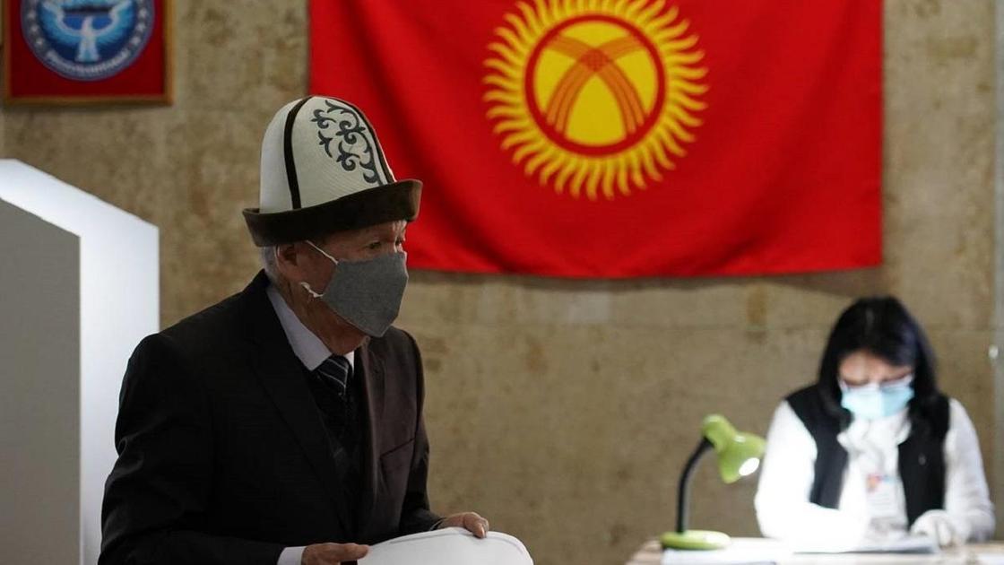 Қырғызстандағы президент сайлауының болжалды мерзімі белгілі болды
