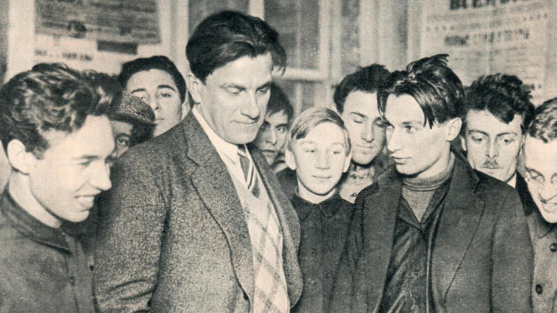 Маяковский и молодежь