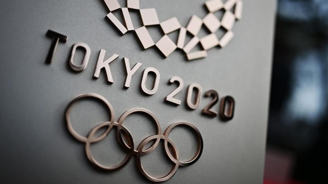 Токио-2020 эмблемасы