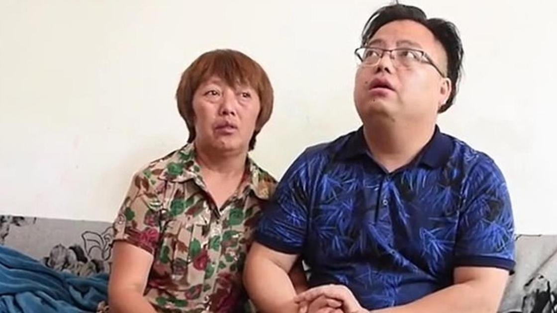 Мать и сын воссоединились после 31 года разлуки