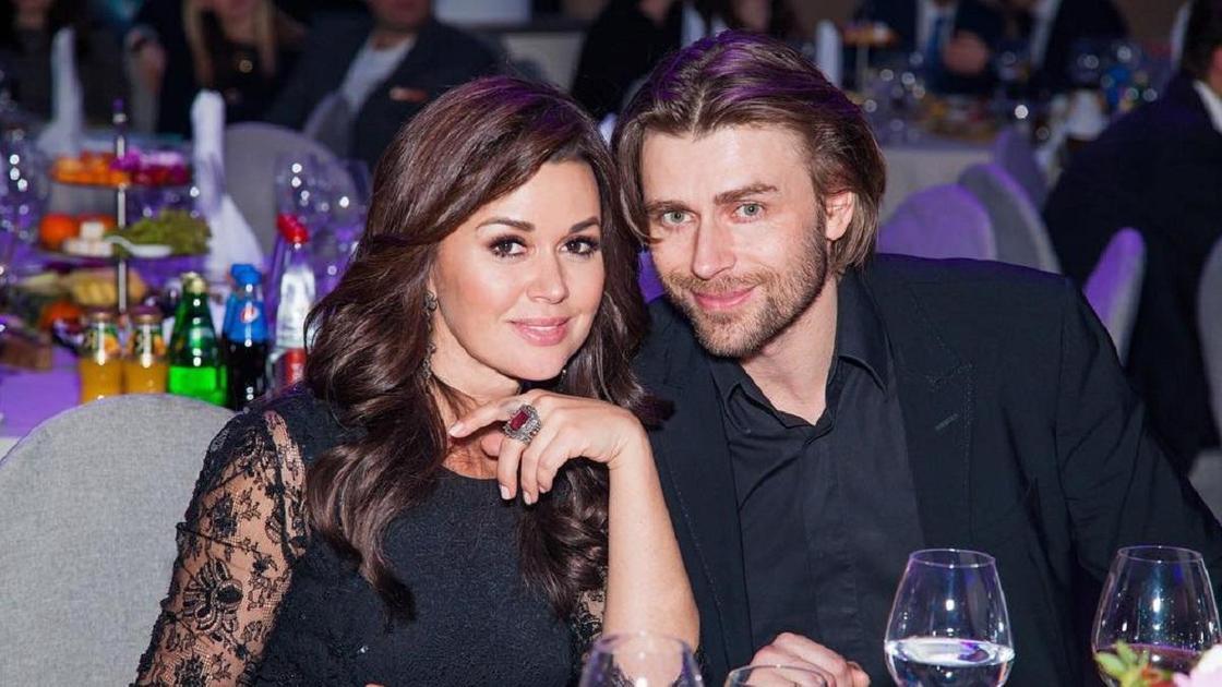Анастасия Заворотнюк и Петр Чернышев. Фото