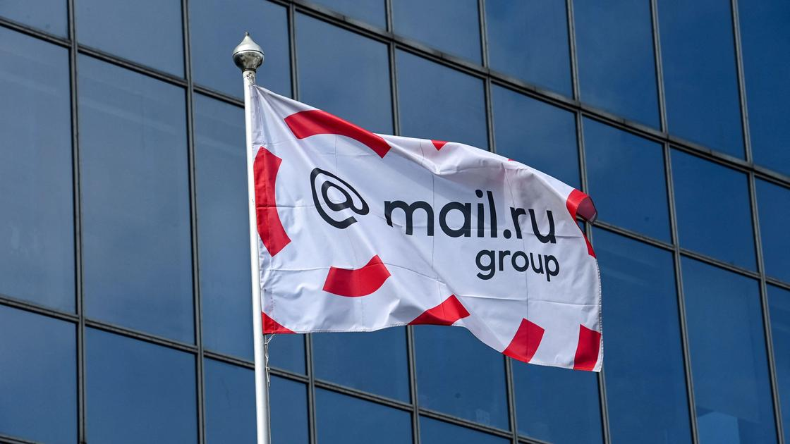 Флаг Mail.ru
