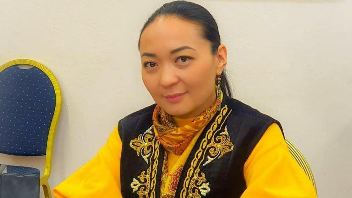 Бағила Балтабаева